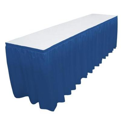 Table - Blue